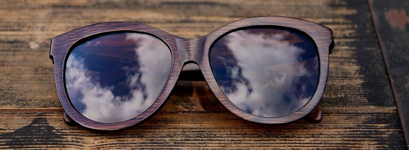 WOODEN SHADE PALIA Bambus Holz Sonnenbrille Slideshow bamboo wooden sunglasses1